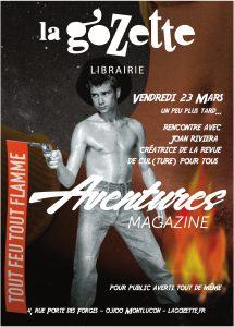 Flyer verso 23.03.18 Aventures Mag